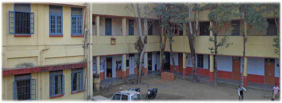 Cachar College, Silchar - Admissions, Contact, Website, Facilities