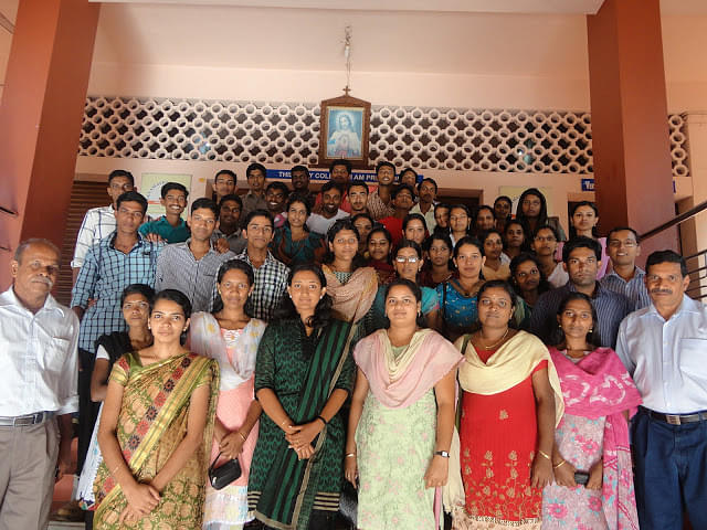 Deva Matha College - [DMC] Kuravilangad, Kottayam - Images
