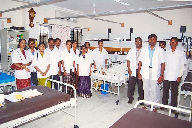 Christhu Raj College, Thiruchirapalli - Images, Photos