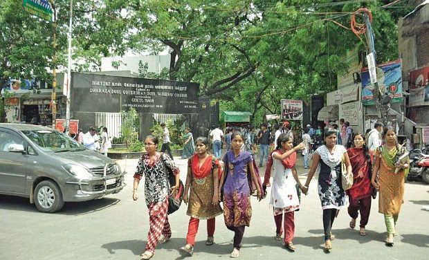 dwaraka doss goverdhan doss vaishnav college