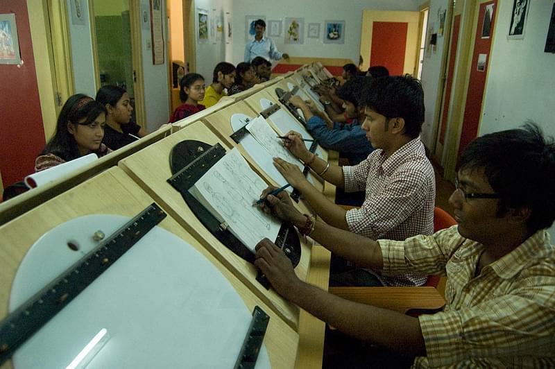 Indian Institute Of Digital Art And Animation Iidaa