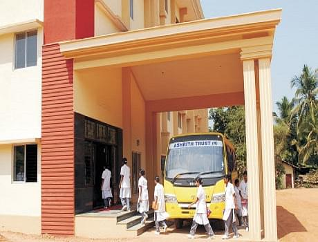 Ashrith College of Nursing, Udupi - Admissions, Contact