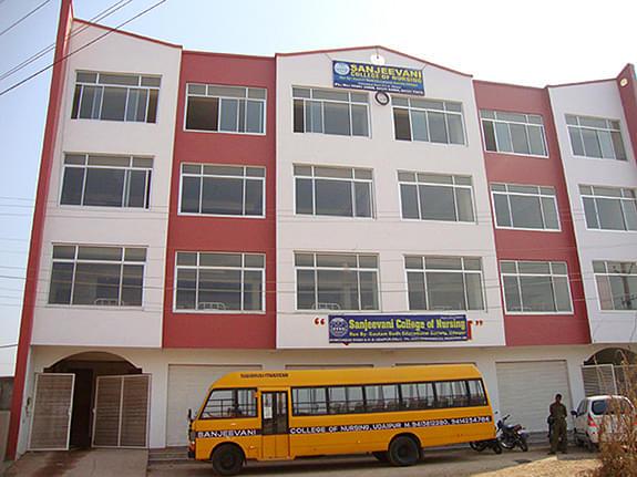 Image result for sanjeevani college of nursing
