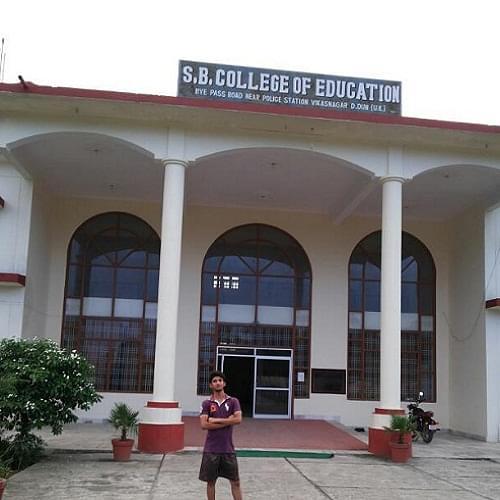 College Of Education: SB College Of Education, Dehradun
