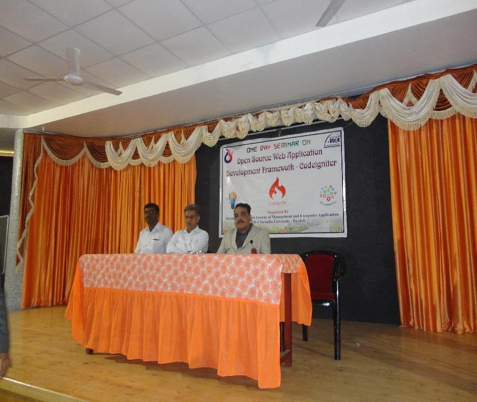 Kitchen Gallery Surat Gujarat: SR Institute Of Management And Computer Application, Surat