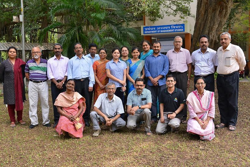 IIT Madras Detail: Department Of Management Studies, IIT Madras