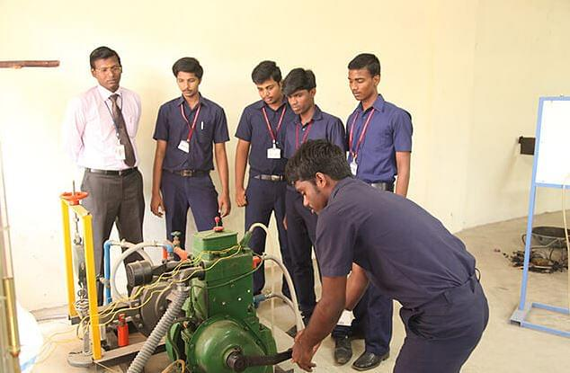 Sakthi Mariamman Engineering College - [SMEC], Chennai