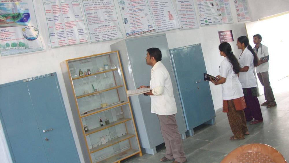 Sri Shivayogeeshwar Rural Ayurvedic Medical College and