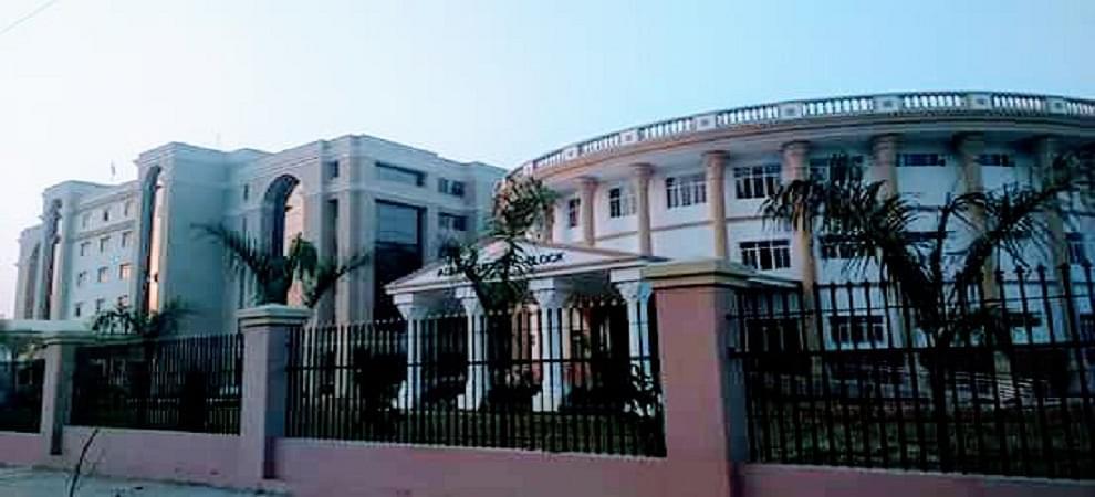 rajasthan university  health sciences ruhs jaipur images   gallery