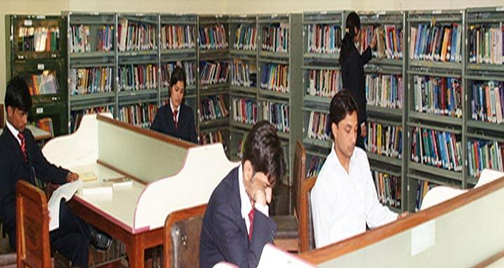 MMU Haryana Library