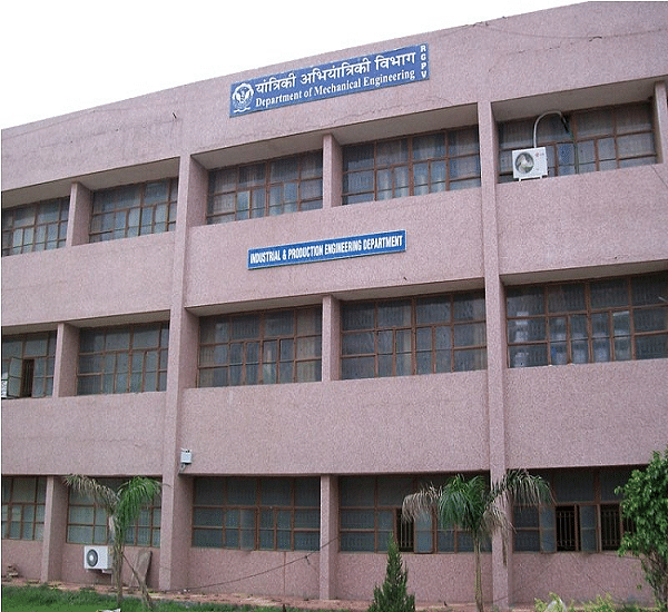 UIT RGPV Bhopal - Courses, Admission, Placements, Fee Structure