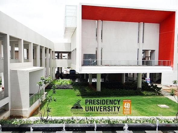 presidency university  school of law  bangalore