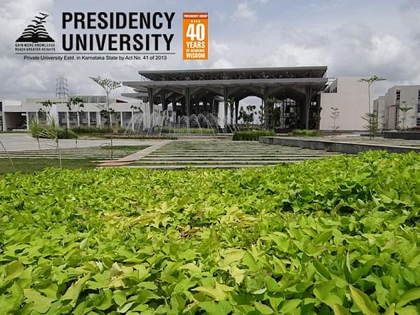 presidency university bangalore  admission  courses  fees  ranking  placement 2018