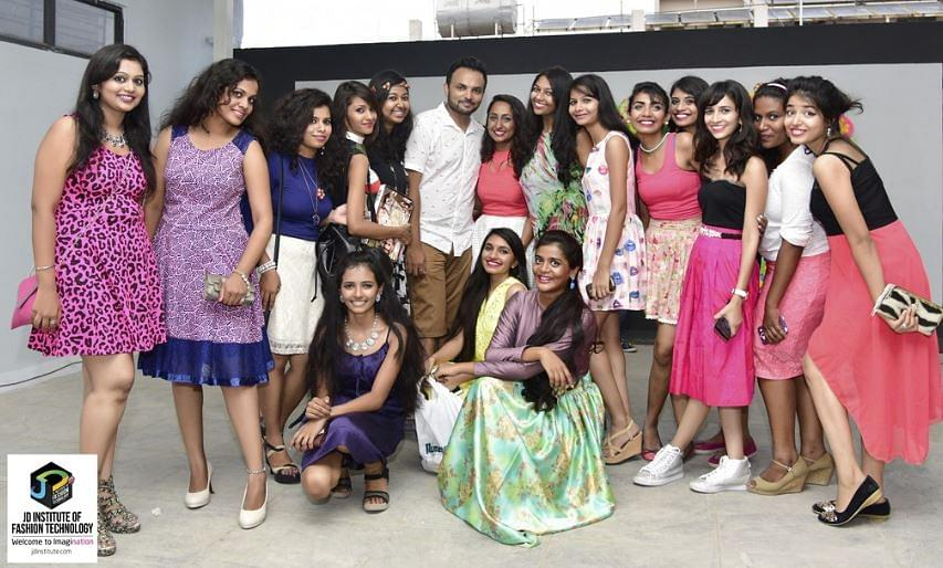 Jd Institute Of Fashion Technology Yelahanka Bangalore Bengaluru Karnataka Ranktechnology