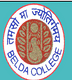 Belda College, Belda logo