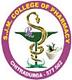 SJM College of Pharmacy, Chitradurga logo