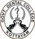 Government Dental College, Kottayam logo