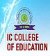 IC College of Education, Gwalior logo