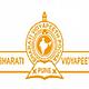 Bharati Vidyapeeth New Law College, Kolhapur logo