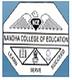 Nandha Teacher Training Institute, Erode logo