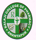 Balaji College of Pharmacy, Ananthapur logo