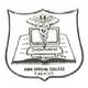 AWH Special College, Calicut logo