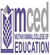 Muthayammal College of Education - [MCED], Namakkal logo
