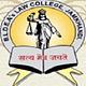 BLDE Association's Law College, Bagalkot logo