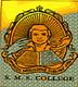 Saint Mary's Syrian College - [SMSC], Udupi logo