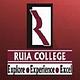 Ramnarain Ruia College, Mumbai logo
