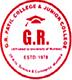 G. R. Patil College Arts, Science , Commerce & B.M.S, Thane logo