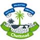 Chettinad Academy of Research and Education, Kanchipuram logo