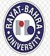 University School of Education, Rayat Bahra University - [USE], Mohali logo