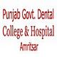 Punjab Govt. Dental college and hospital - [GDC], Amritsar logo