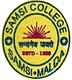 Samsi College, Malda logo