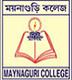 Maynaguri College, Jalpaiguri logo