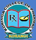 Koringa College of Pharmacy Korangi, East Godavari logo