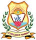 VJ's College of Pharmacy, Rajahmundhry logo