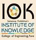 Samanvay Pratishthan's Institute of Knowledge College of Engineering - [IOKCOE], Pune logo