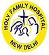 Holy Family College of Nursing, New Delhi logo