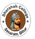 Sher Shah College, Sasaram logo