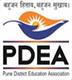 PDEA's Law College Hadapsar, Pune logo