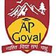 AP Goyal Shimla University, Shimla logo