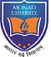 Monad University, School of Law, Hapur logo