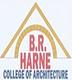 B.R. Harne College of Architecture Vangani, Thane logo
