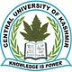 Central University of Kashmir - [CU], Srinagar logo