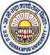 Deen Dayal Upadhyaya Gorakhpur University - [DDU], Gorakhpur logo