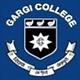 Gargi College, New Delhi logo