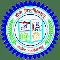 Ranchi University, Ranchi - Admissions 2019-2020