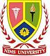 NIMS University, Jaipur logo